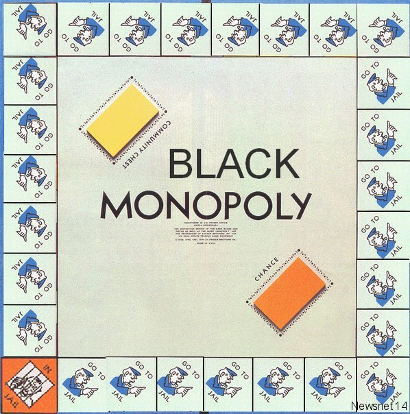 Black Monopoly Race And Crime In Iowa